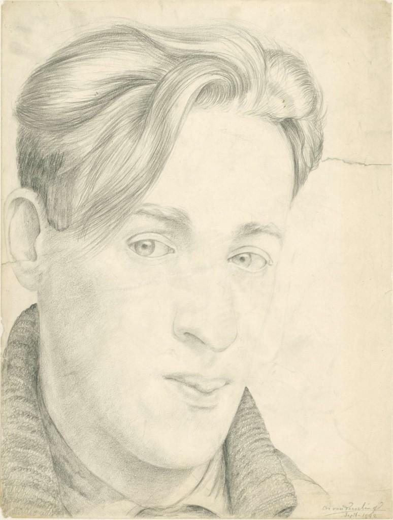 Zelfportret Cornelis van Teeseling